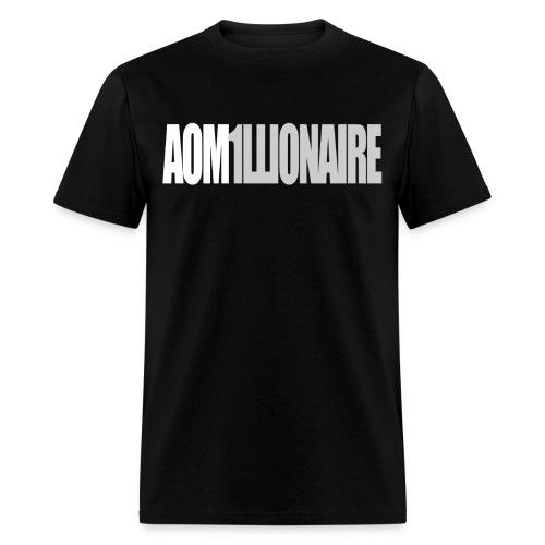 aom1illionairegrey - Men's T-Shirt