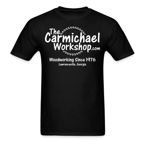 The Carmichael Workshop - Men's T-Shirt