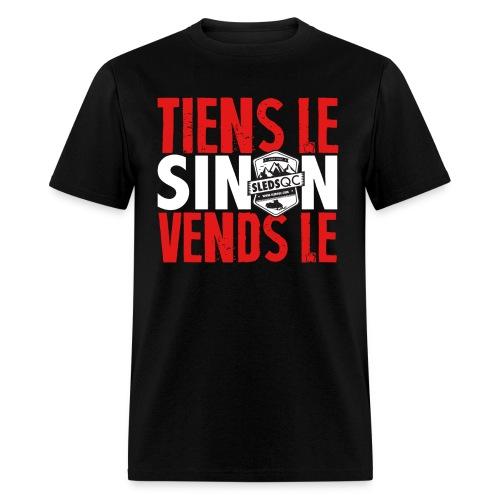 tiensle png - Men's T-Shirt
