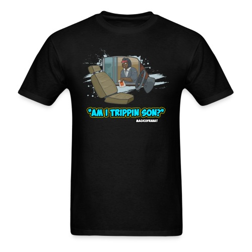 Trippin png - Men's T-Shirt