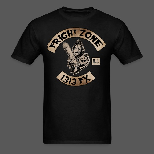 Fright Zone MC Patch - Men's T-Shirt