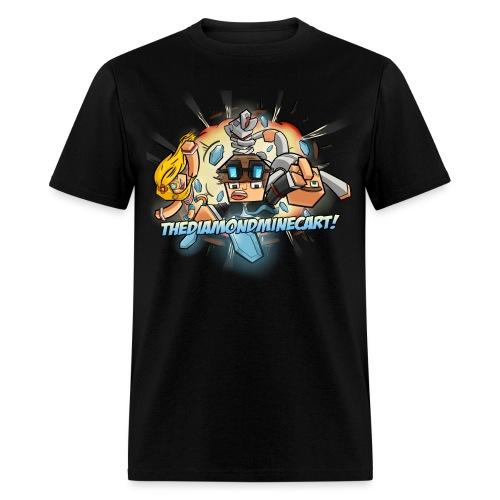 OptimalSavage - Men's T-Shirt