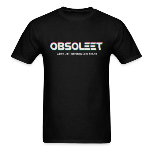 Obsoleet New trans - Men's T-Shirt