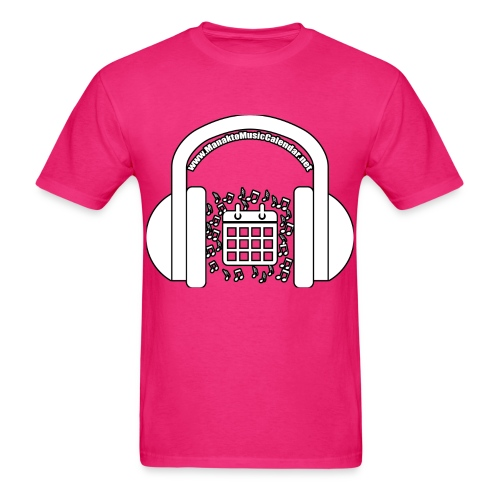 Mankato Music Calendar - Men's T-Shirt