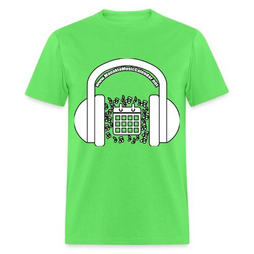 Mankato Music Calendar - Men's T-Shirt
