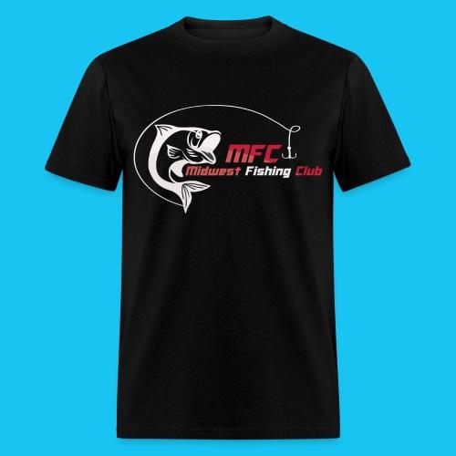 mfc whitered - Men's T-Shirt