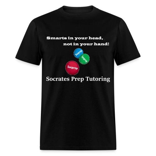 Smarts in your Head - Men's T-Shirt