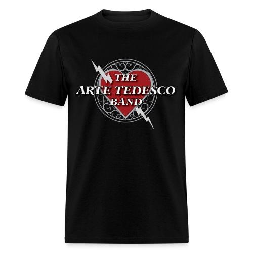 ARTE TEDESCO BAND LOGO png - Men's T-Shirt