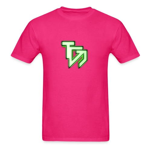 TGJ Emblem png - Men's T-Shirt