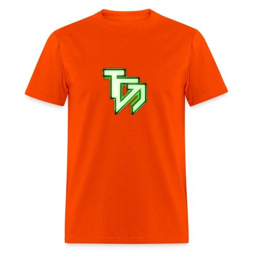 TGJ Emblem png - Men's T-Shirt