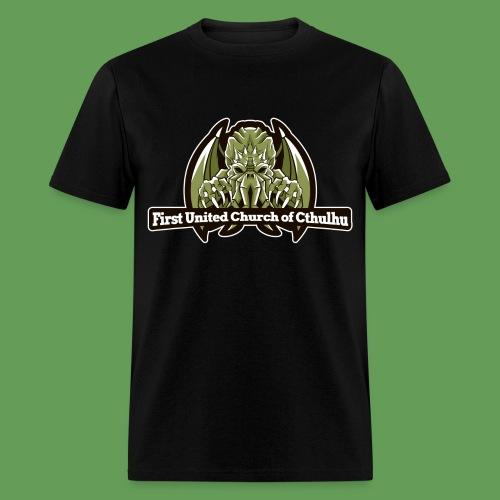 First United Church of Cthulhu - Men's T-Shirt