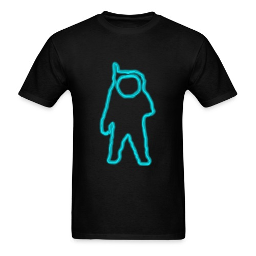 Spaceglow - Men's T-Shirt