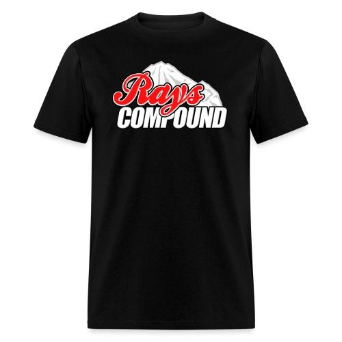 Rays Compound - Men's T-Shirt
