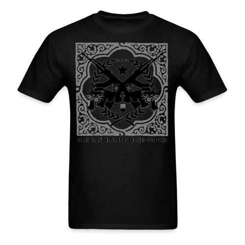 Black Self-Defense - Men's T-Shirt