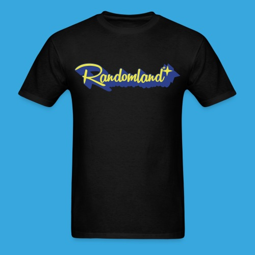 Randomland Ghosted - Men's T-Shirt