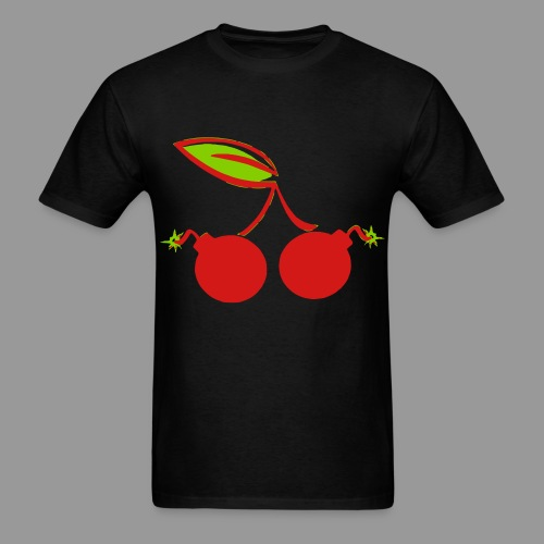 Cherry Bomb - Men's T-Shirt
