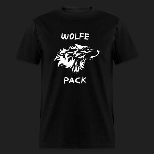 wolfepackinvert png - Men's T-Shirt