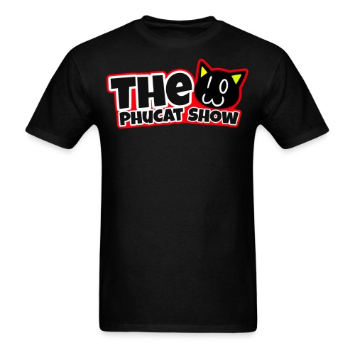 The PhuCat Show Logo 2 - Men's T-Shirt