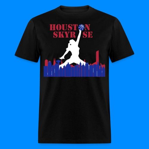 Houston Skyrise Logo - Men's T-Shirt