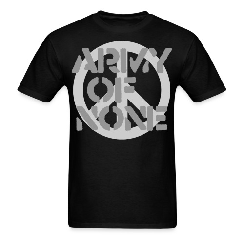 army of none - Men's T-Shirt