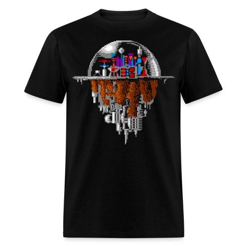 Sky city - Men's T-Shirt