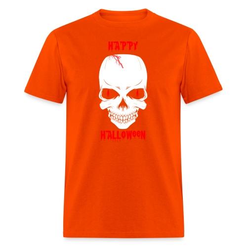 Halloween Skull - Men's T-Shirt