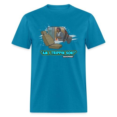 Trippin png - Men's T-Shirt