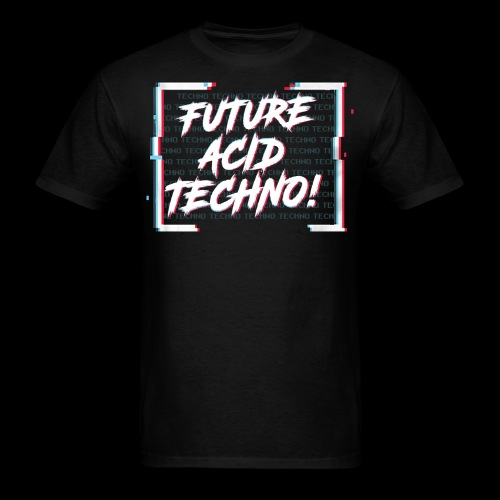 Future Acid Techno! - Men's T-Shirt