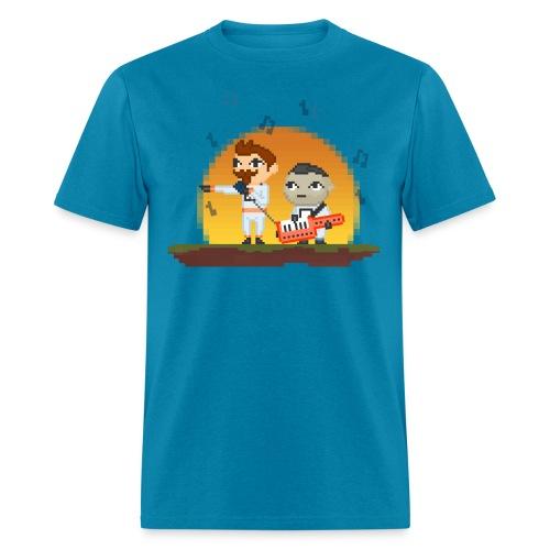 band shirt png - Men's T-Shirt