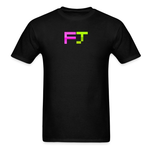 FJ Pixel - Men's T-Shirt