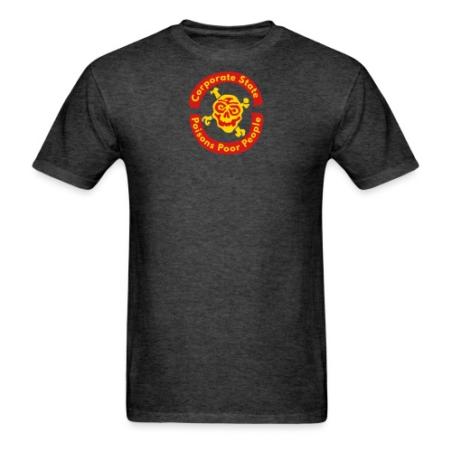Corporate State - Men's T-Shirt