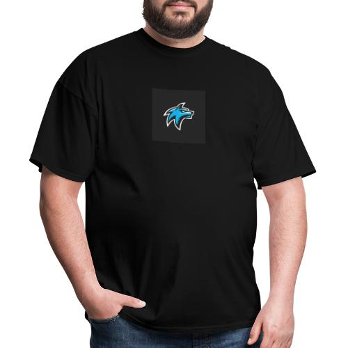 wolf head esport gaming logo vector 44095 55 - Men's T-Shirt