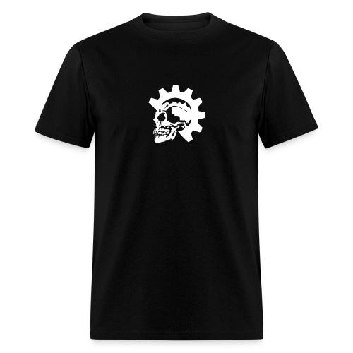 Gearhead Skull - Men's T-Shirt