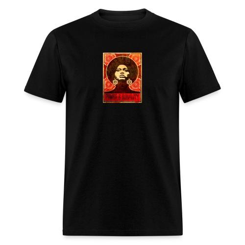 Angela Davis proPoster - Men's T-Shirt