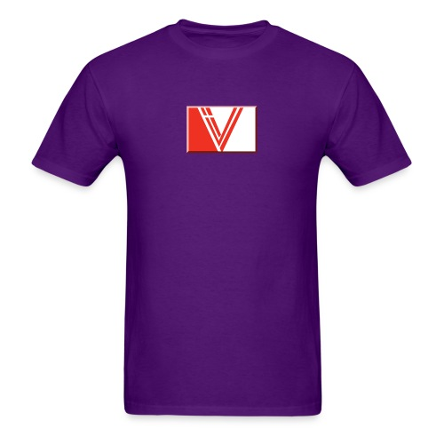 LBV red drop - Men's T-Shirt