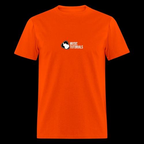 Music Tutorials Logo - Men's T-Shirt