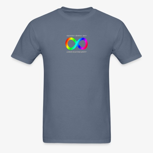 Embrace Neurodiversity - Men's T-Shirt
