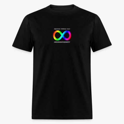 Embrace Neurodiversity - Men's T-Shirt