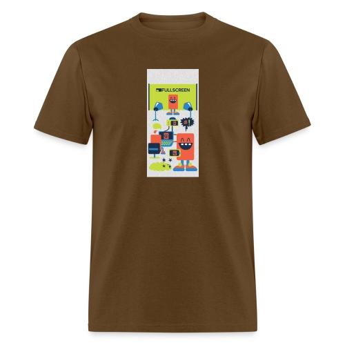 iphone5screenbots - Men's T-Shirt