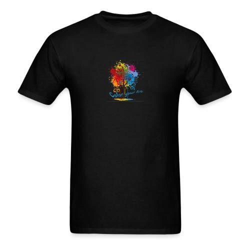 tree life - Men's T-Shirt