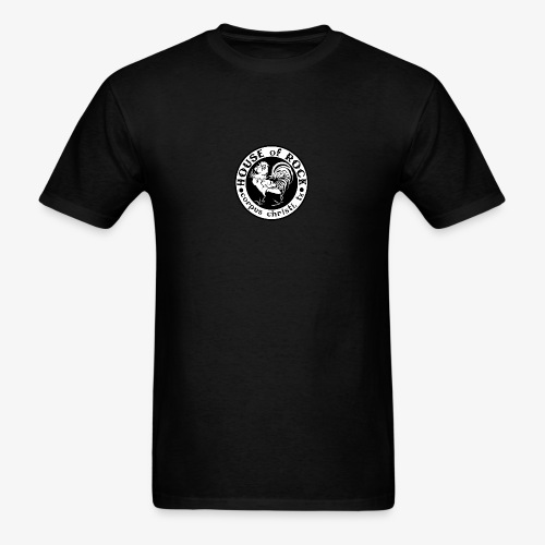 House of Rock round logo - Men's T-Shirt