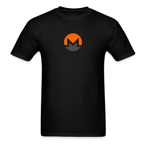 Monero crypto currency - Men's T-Shirt