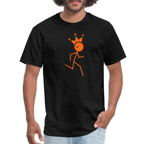 Winky Running King - Men's T-Shirt