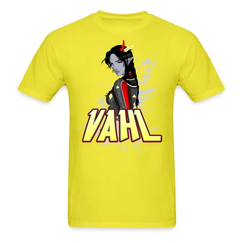 Vahl Cel Shaded - Men's T-Shirt