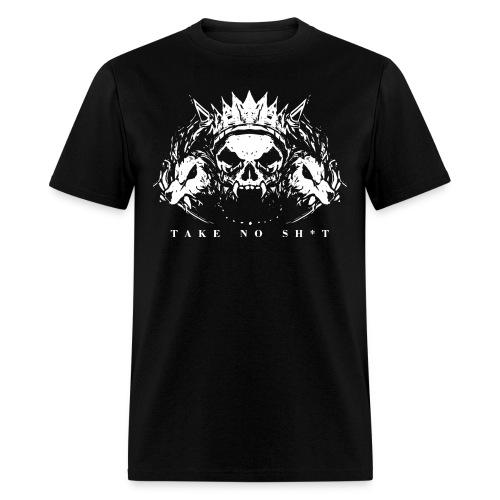 take no sht 20 - Men's T-Shirt