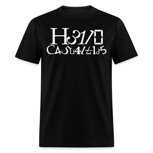 Hello Casualties Leet - Men's T-Shirt