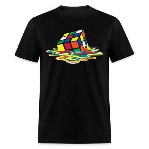 meltingcube - Men's T-Shirt