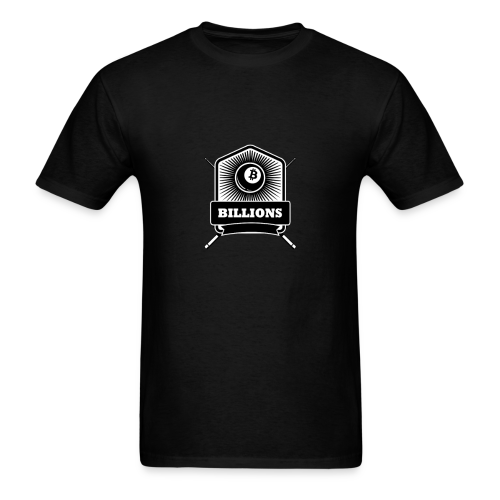 BILLIONS - Men's T-Shirt