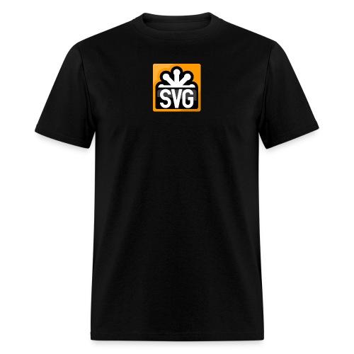 svg - Men's T-Shirt