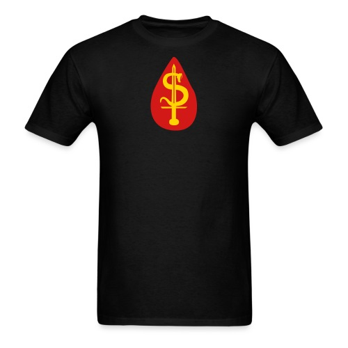 blood money - Men's T-Shirt